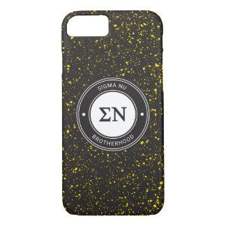 Sigma Nu   Badge iPhone 8/7 Case