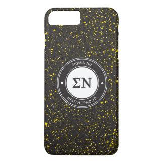Sigma Nu   Badge iPhone 8 Plus/7 Plus Case
