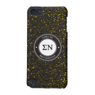 Sigma Nu | Badge iPod Touch 5G Covers