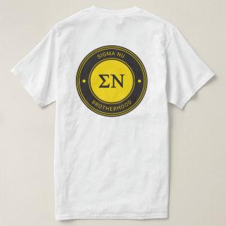 Sigma Nu   Badge T-Shirt