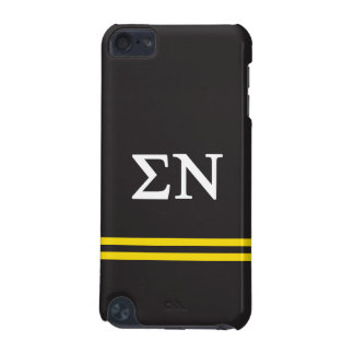 Sigma Nu | Sport Stripe iPod Touch (5th Generation) Covers