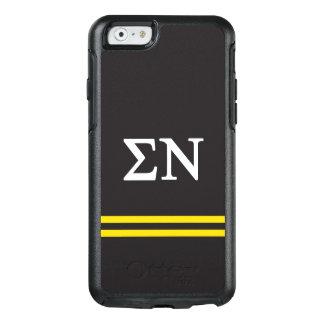 Sigma Nu   Sport Stripe OtterBox iPhone 6/6s Case