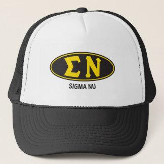Sigma Nu | Vintage Trucker Hat
