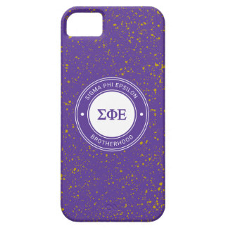 Sigma Phi Epsilon | Badge Barely There iPhone 5 Case