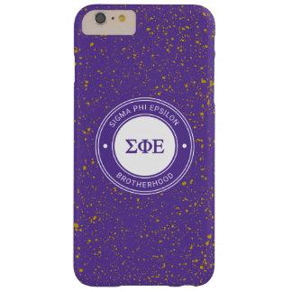 Sigma Phi Epsilon   Badge Barely There iPhone 6 Plus Case
