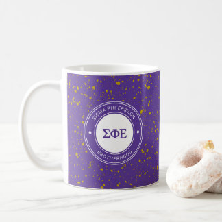 Sigma Phi Epsilon | Badge Coffee Mug