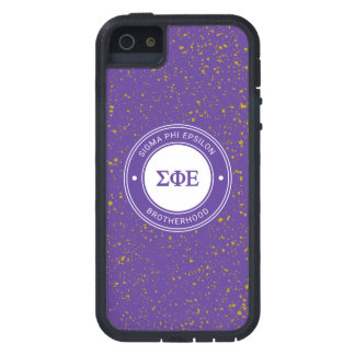 Sigma Phi Epsilon | Badge Cover For iPhone 5