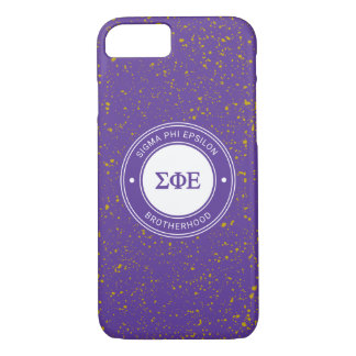 Sigma Phi Epsilon | Badge iPhone 8/7 Case