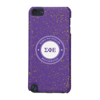 Sigma Phi Epsilon | Badge iPod Touch (5th Generation) Cover