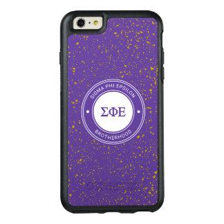 Sigma Phi Epsilon   Badge OtterBox iPhone 6/6s Plus Case