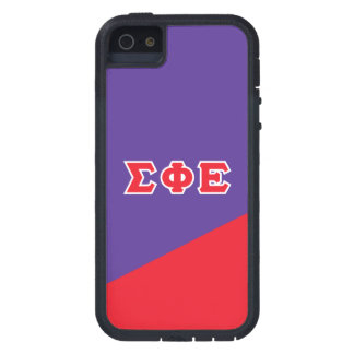 Sigma Phi Epsilon | Greek Letters iPhone 5 Covers