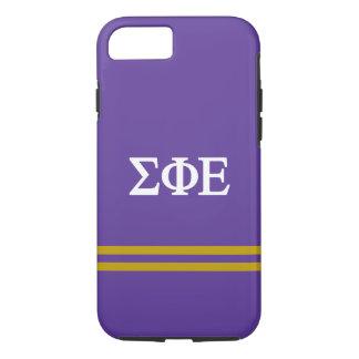 Sigma Phi Epsilon | Sport Stripe iPhone 8/7 Case