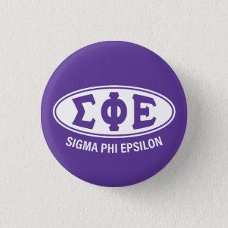 Sigma Phi Epsilon | Vintage 3 Cm Round Badge