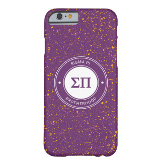 Sigma Pi | Badge Barely There iPhone 6 Case