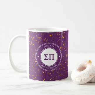 Sigma Pi | Badge Coffee Mug