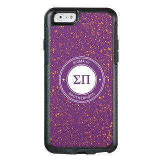 Sigma Pi | Badge OtterBox iPhone 6/6s Case
