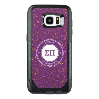 Sigma Pi | Badge OtterBox Samsung Galaxy S7 Edge Case