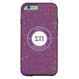 Sigma Pi | Badge Tough iPhone 6 Case