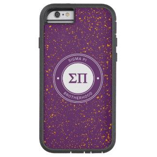 Sigma Pi | Badge Tough Xtreme iPhone 6 Case