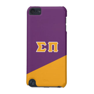 Sigma Pi | Greek Letters iPod Touch (5th Generation) Cases