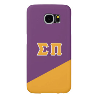 Sigma Pi | Greek Letters Samsung Galaxy S6 Cases