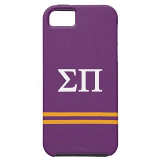 Sigma Pi | Sport Stripe Case For The iPhone 5