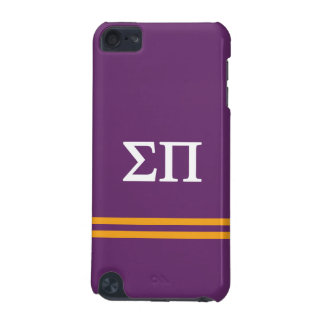 Sigma Pi | Sport Stripe iPod Touch (5th Generation) Covers