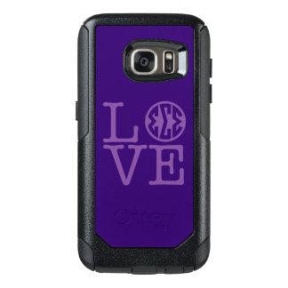 Sigma Sigma Sigma Love OtterBox Samsung Galaxy S7 Case