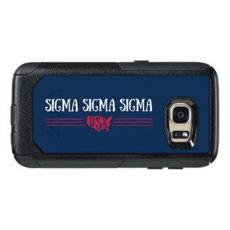 Sigma Sigma Sigma USA OtterBox Samsung Galaxy S7 Case