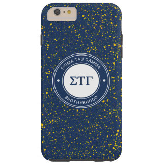 Sigma Tau Gamma   Badge Tough iPhone 6 Plus Case