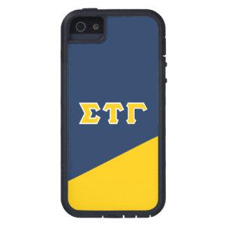 Sigma Tau Gamma | Greek Letters iPhone 5 Cases