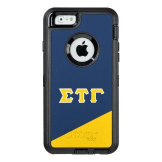 Sigma Tau Gamma | Greek Letters OtterBox Defender iPhone Case