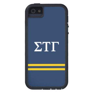 Sigma Tau Gamma | Sport Stripe iPhone 5 Cover