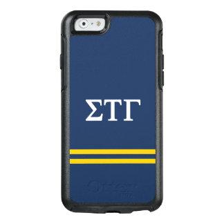 Sigma Tau Gamma | Sport Stripe OtterBox iPhone 6/6s Case