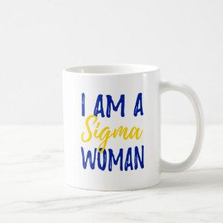 Sigma Woman Mug