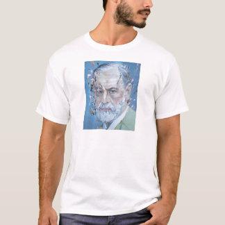 SIGMUND FREUD - oil portrait T-Shirt