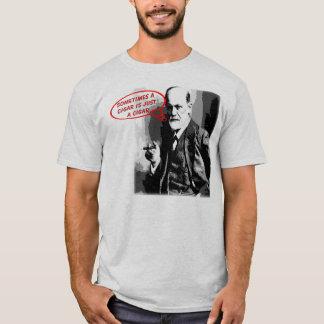 Sigmund freud sigar quote T-Shirt