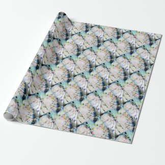 SIGMUND FREUD - watercolor portrait.2 Wrapping Paper