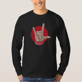 Sign of Love by Aleta T-Shirt