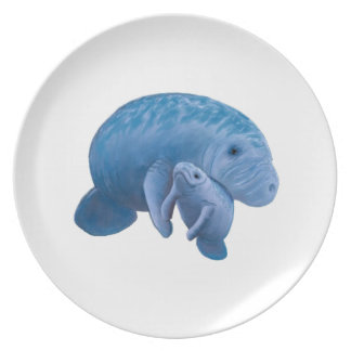 SIGN OF LOVE PARTY PLATE
