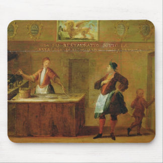 Sign of the Venetian Pastry Makers' Guild (panel) Mouse Pad
