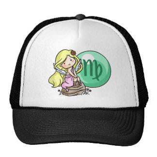 Sign of Virgin Hat