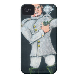 Sign the Papers iPhone 4 Case-Mate Case