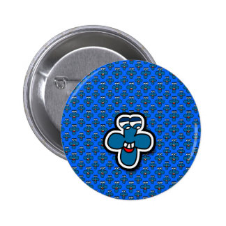 Sign to add - Operations - Addition 6 Cm Round Badge