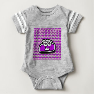 Sign to reduce mulberry - Subtraction Baby Bodysuit