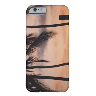 Signal and Palm Tree Barely There iPhone 6 Case