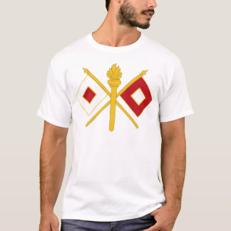 Signal Corps Insignia T-Shirt