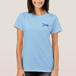 signal woman node fibrothon T-Shirt