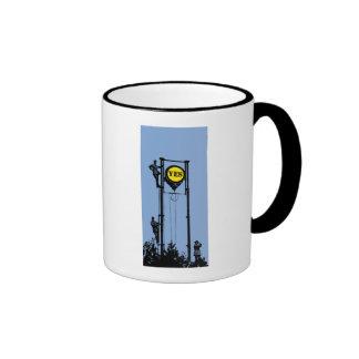 Signal Yes Blue mug