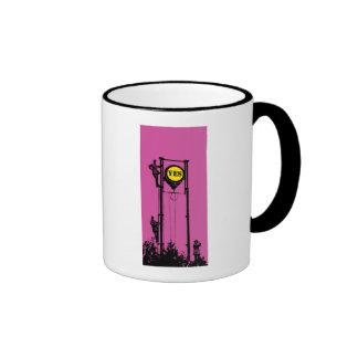 Signal Yes Violet mug